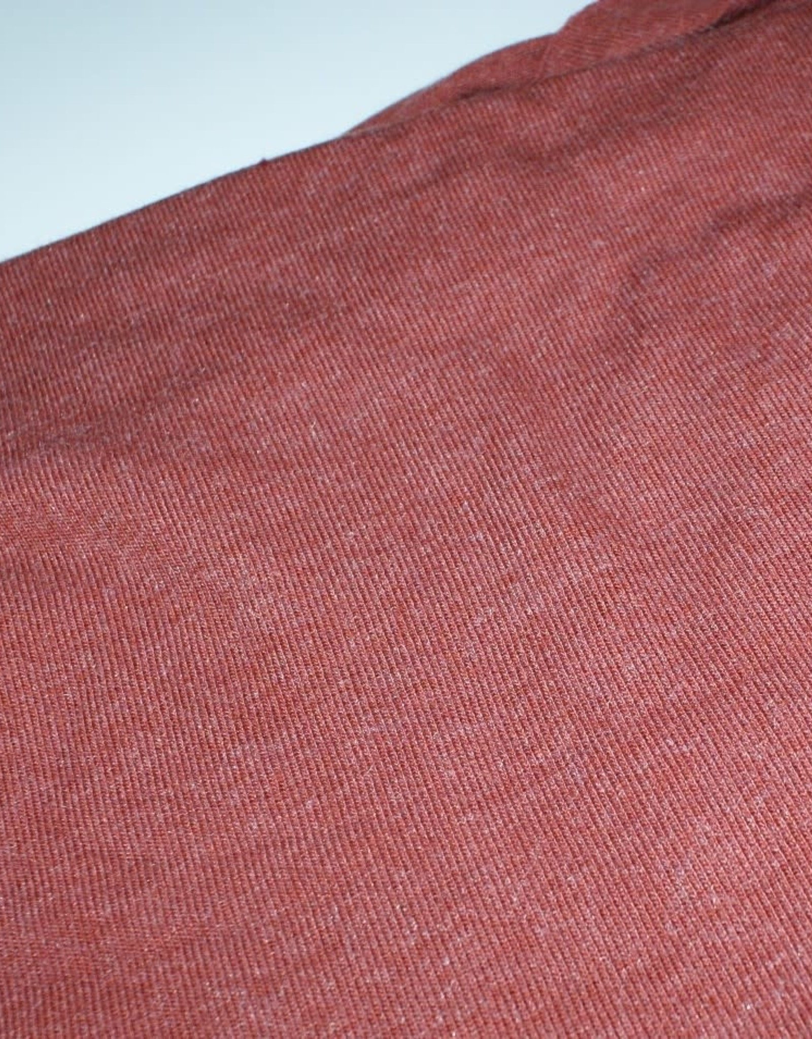 Editex knit roest COUPON 1.20m