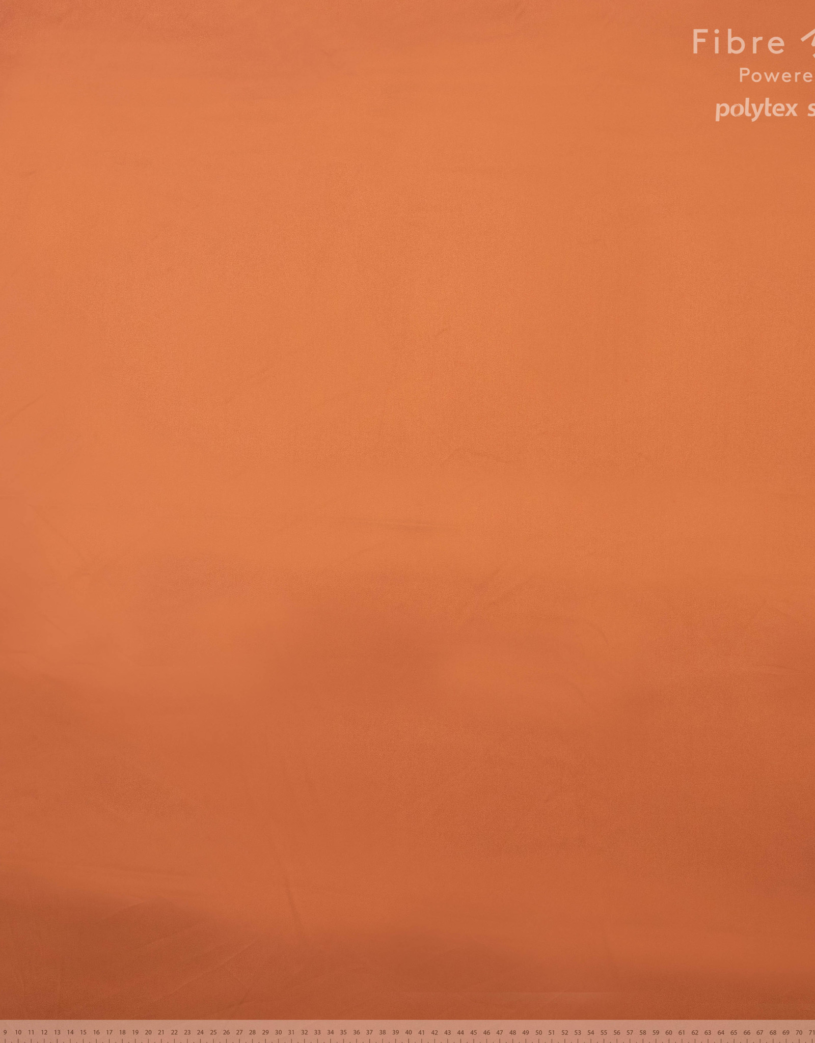Polytex Viscose satijn oranje
