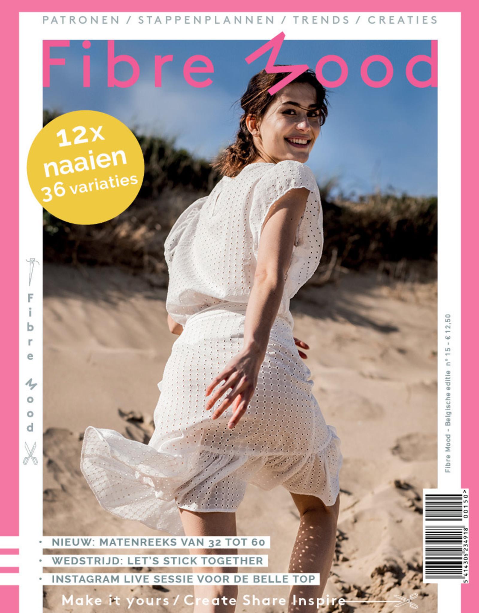 Fibremood Fibremood naaimagazine editie 15