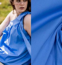 Polytex Stretch katoen midnight blue  #Chloe Fibremood