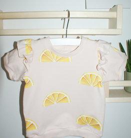 Stik-Stof T- Shirt Oranges