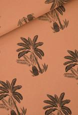 Stik-Stof T-shirt Palm trees