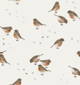 Family fabrics Robin Jersey