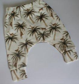 Stik-Stof Harembroekje monkey in palmtree