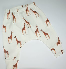Stik-Stof Harembroekje giraffe