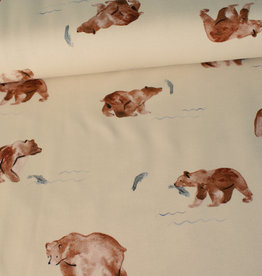 Family fabrics Bears Jersey
