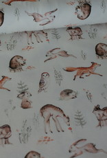 Geen merk Woodland Animals