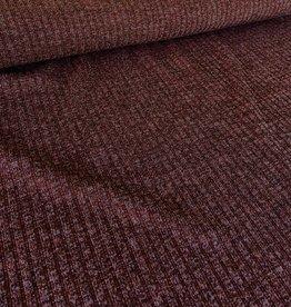 Editex Gebreide knit roest 40 cm