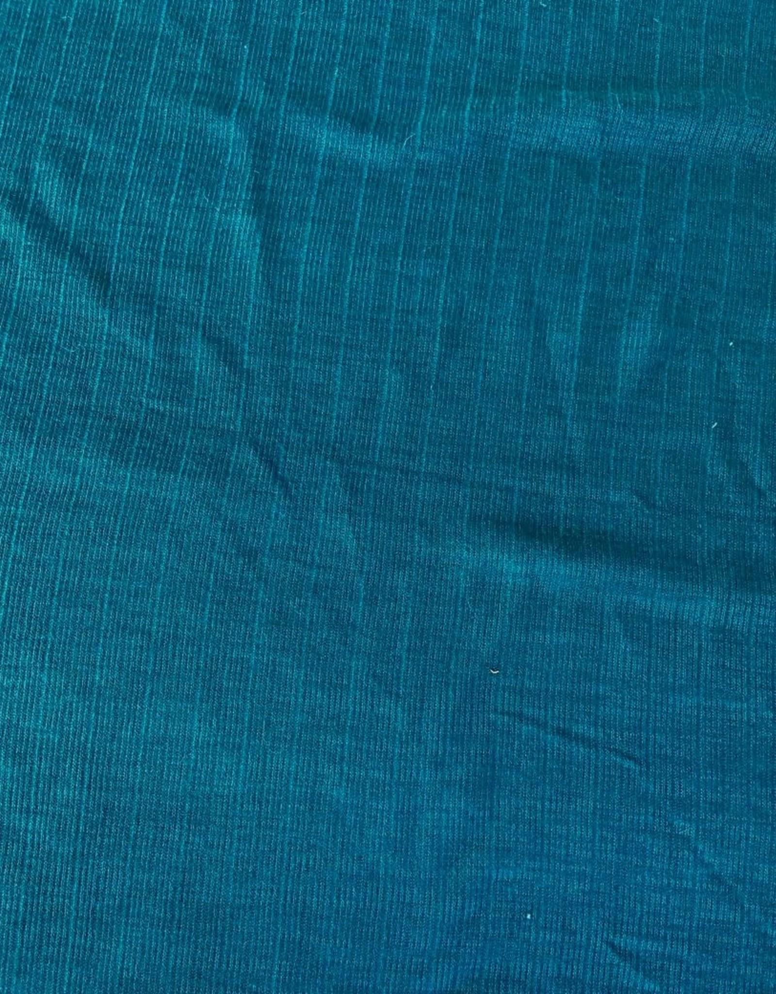 Mind The Maker Viscose knit trim green COUPON 85 cm