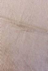 Geen merk Corduroy Sand COUPON 40 cm