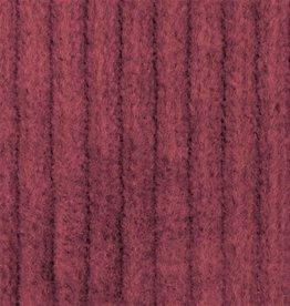 Geen merk Corduroy stretch purple grape