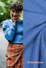 Fibremood Mohair touch Asterblauw