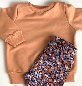 Stik-Stof Sweater Peach