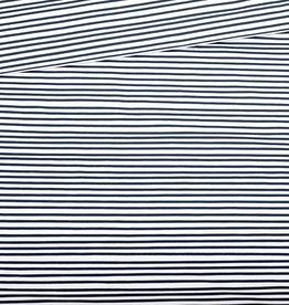 Eva Mouton Stripes french terry