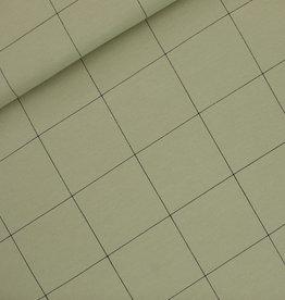 Stik-Stof Sweater Thin grid xl
