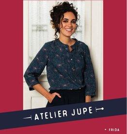 Atelier Jupe Frida blouse - papieren patroon