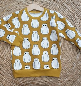 Stik-Stof Sweater owls