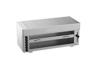Sibero Horeca Pita Oven - Sibero - 6 Gas Brander - 1290x430x600(h)mm - Aardgas