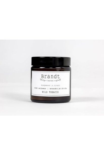 Candle Wild Tabacco