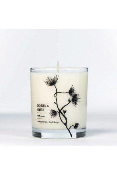 Candle Pine & Amber
