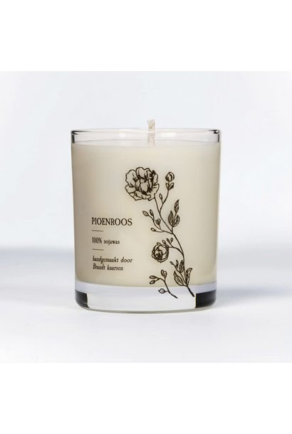 Scented Candle Peony