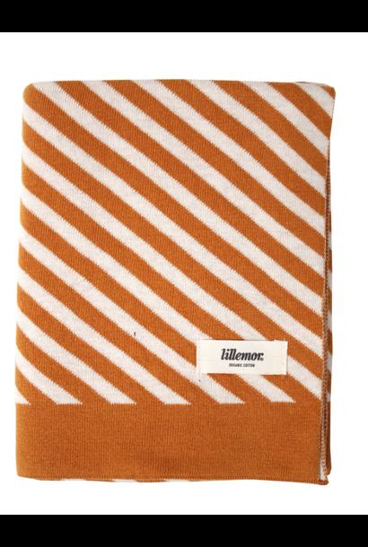Blanket Striped Brown