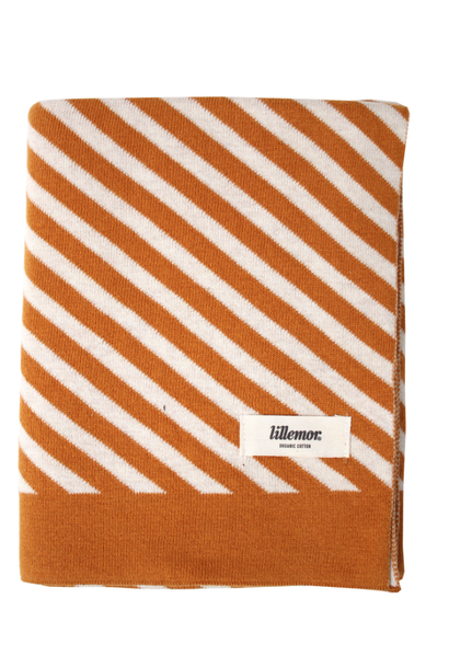 Blanket Stripes /Brown