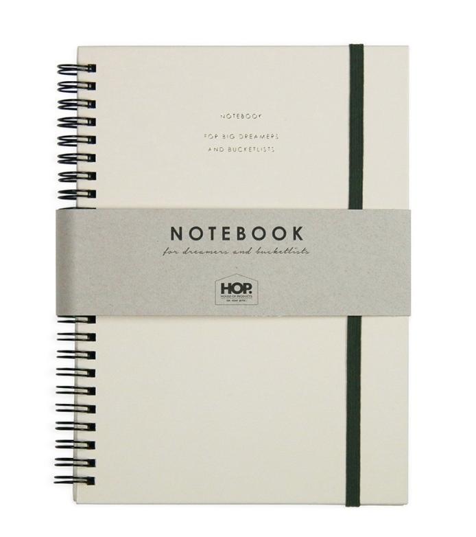Notitieboek Groot- Honey Nude-1