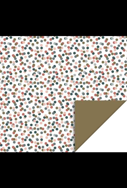 Inpakpapier - Small Confetti