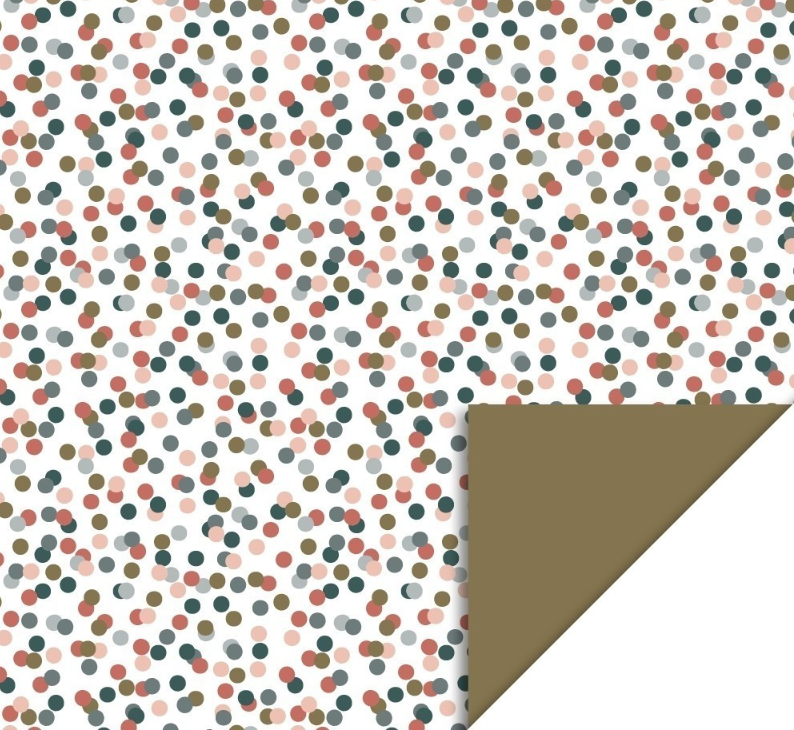 Inpakpapier - Small Confetti-1