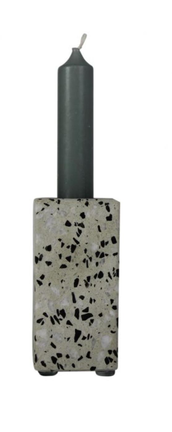 Candle Holder Terrazzo - Groot-2
