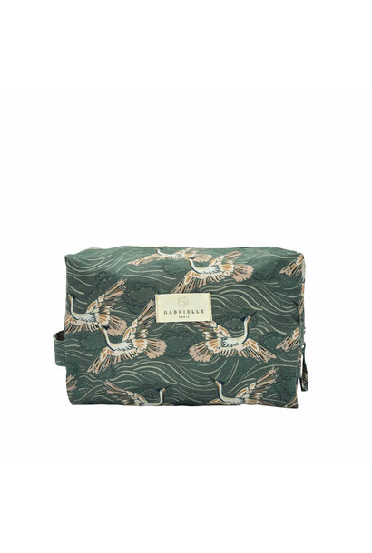 Toilet Bag Olive