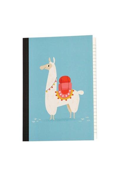 Dolly Llama A5 Notebook
