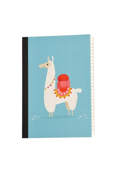 Notitieboek A5 Lama