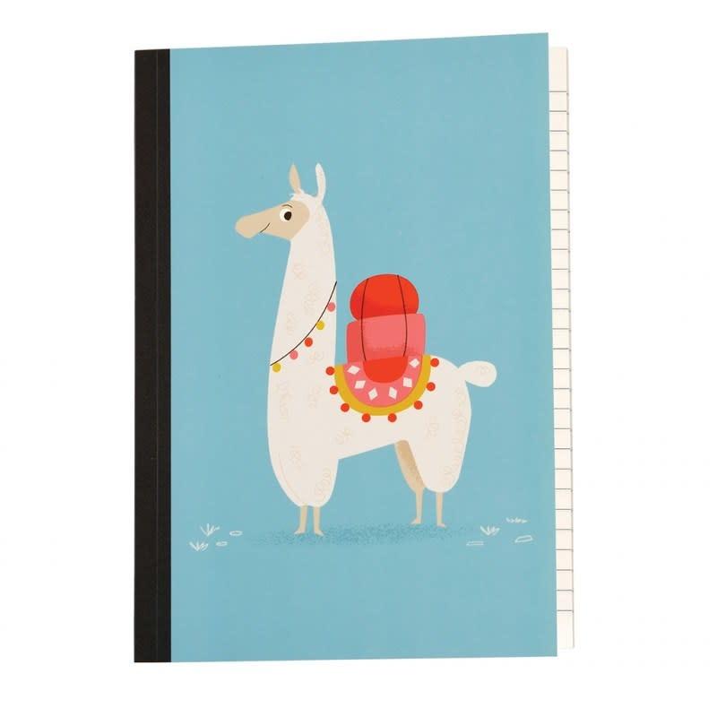Notitieboek A5 Lama-1