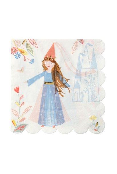 Magical Princess Napkins