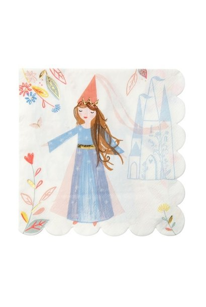 Servetten Magische Prinses