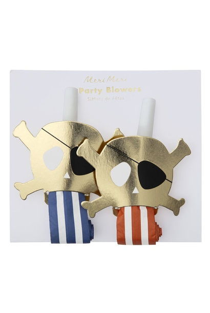 Party Blowers Pirate