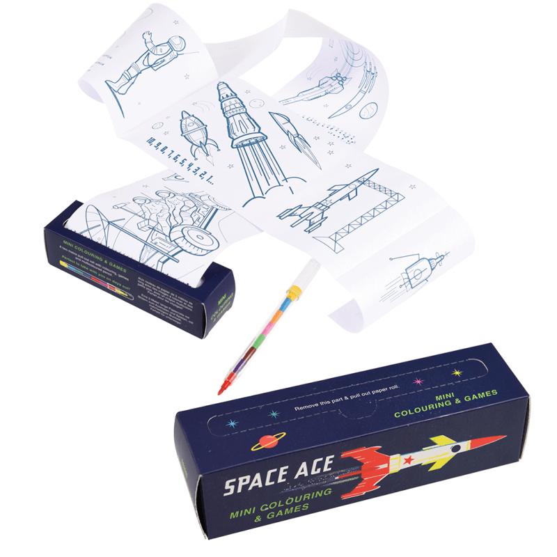 Mini Kleurplaten En Spelletjes Ruimte-1