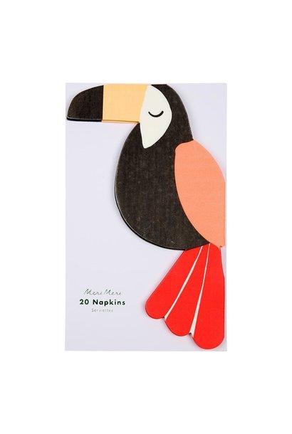 Toucan Napkins