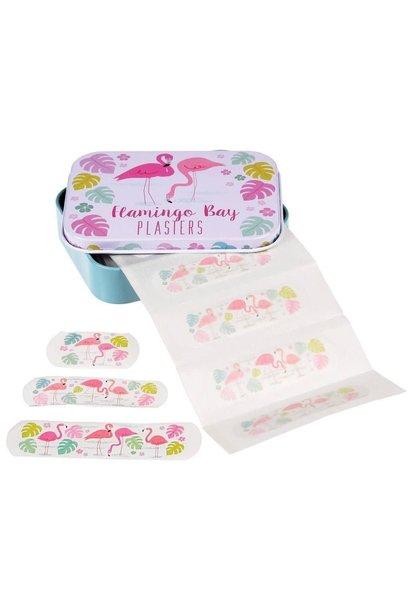 Flamingo Bay Plasters