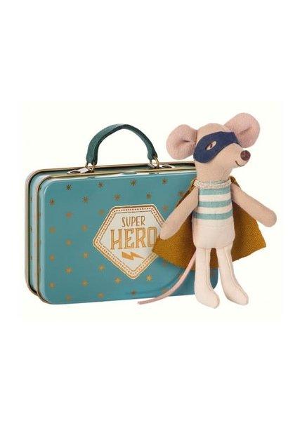 Super Hero In Suitcase