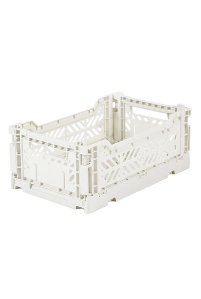 Folding Crate Coconut Milk - Small