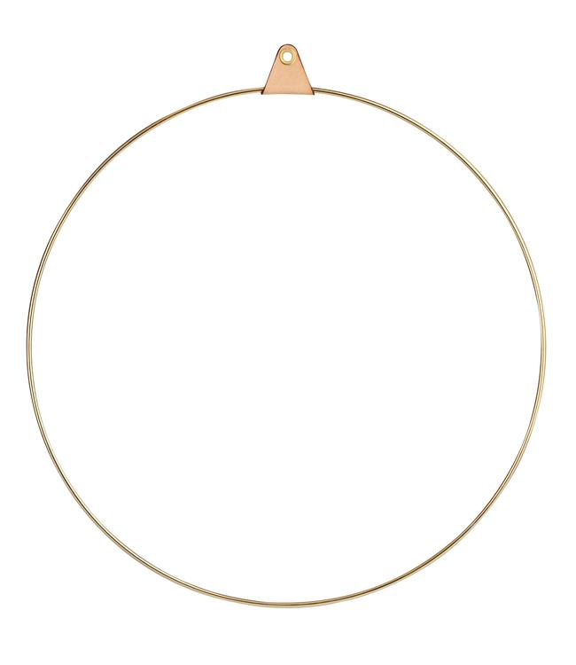 Strups Ring Goud Large-1