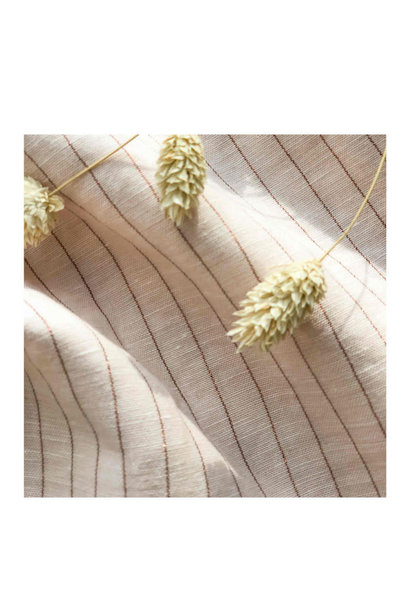 Linen Tablecloth Poudre