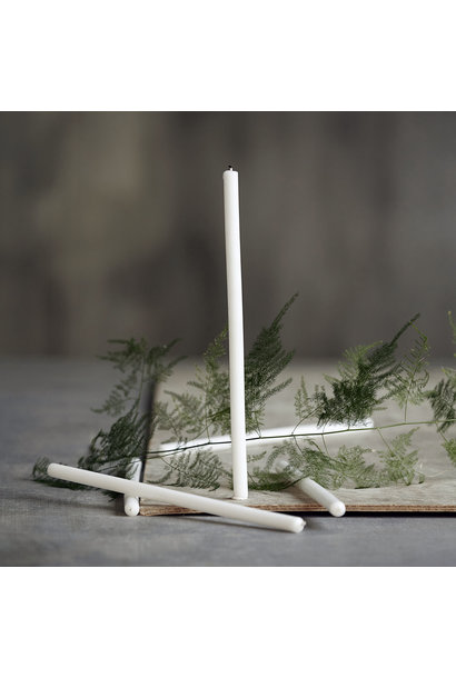 Pencil candles White