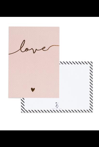 Greeting Card Love