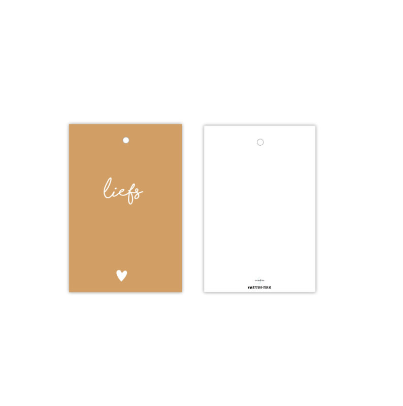 Cadeaulabel - Liefs-1