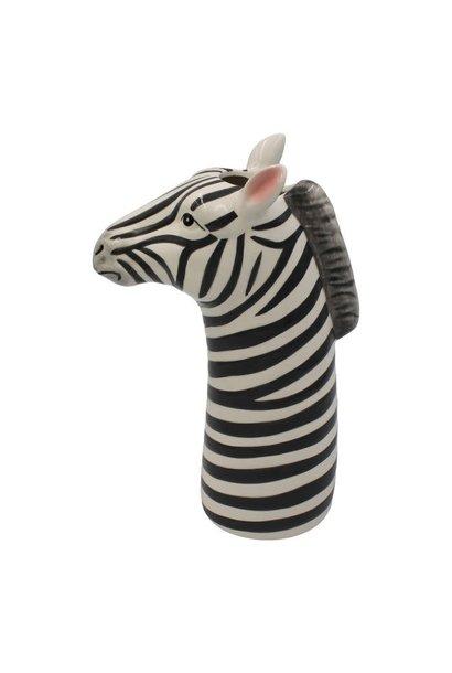 Vaas Zebra Keramiek