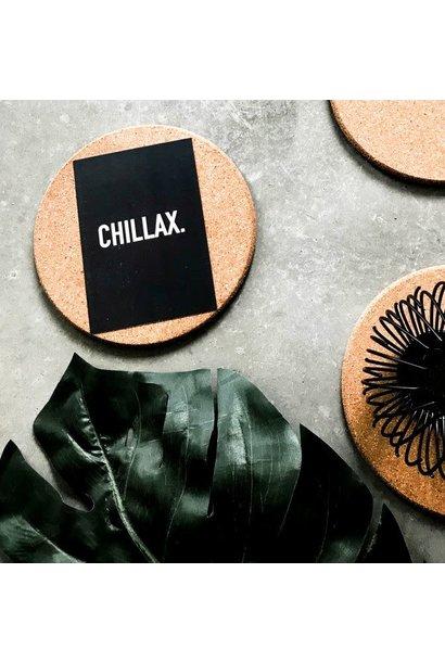 Postkaart Chillax